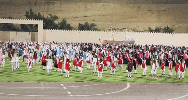 الثلاثاء القادم طلال بن طارق يرعى احتفال جنوب الشرقية بالعيد الوطني الخامس والاربعين المجيد
