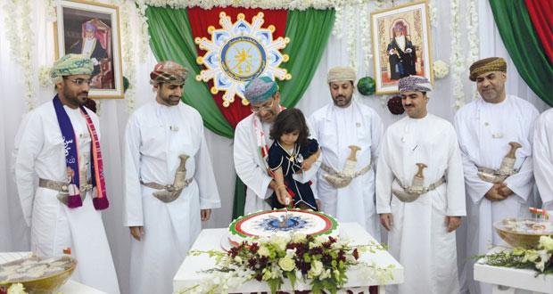 الادعاء العام يحتفل بالعيد الوطني الخامس والأربعين المجيد