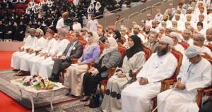 افتتاح يوم الرياضيات العماني الأول بجامعة السلطان قابوس