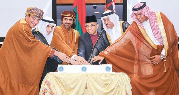 سفارتا السلطنة في اليابان وبروناي دار السلام وقنصلية كراتشي تحتفل بالعيد الوطني الخامس والأربعين المجيد