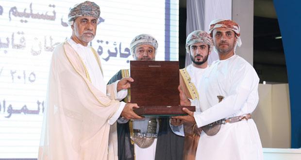 برعاية شهاب بن طارق.. تتويج الفائزين في مسابقة السلطان قابوس للإجادة الحرفية