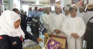 جوالة وجوالات شمال وجنوب الباطنة ونادي المصنعة تحتفل بذكرى تنصيب جلالة السلطان كشافا أعظم