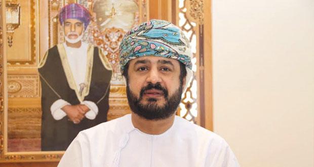 """وزير الخدمة المدنية لـ """" الوطن """":  بفضل حكمة ومكانة جلالته أصبحت عمان محل احترام وتقدير بإجماع العالم"""