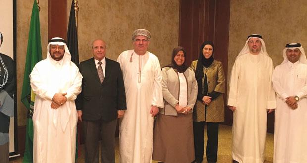 الهيئة العمانية للاعتماد الأكاديمي تشارك في اجتماع ضبط جودة التعليم العالي لدول المجلس بالكويت