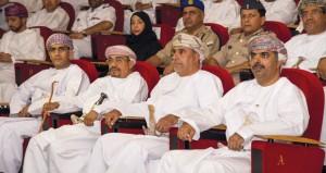 افتتاح منتدى عمان للجغرافيا المكانية بجامعة السلطان قابوس