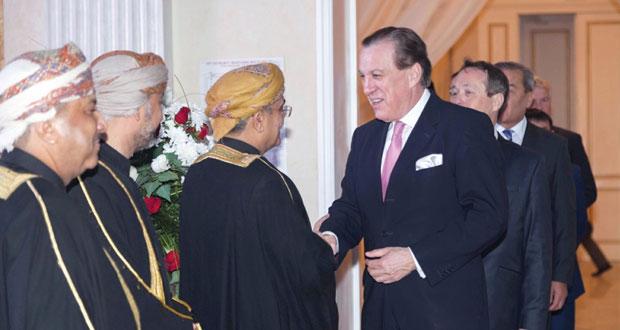 عدد من سفارات السلطنة تحتفل بالعيد الوطني ال45 المجيد