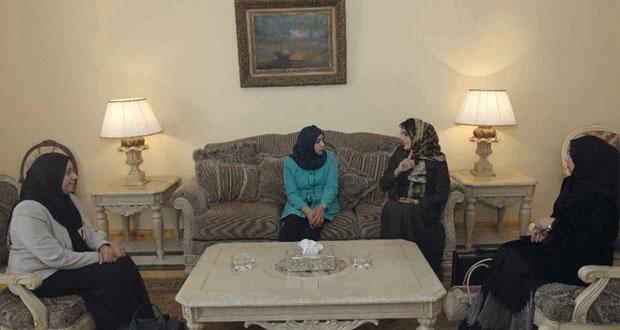 عائشة السيابية تترأس وفد السلطنة في اجتماعات منظمة المرأة العربية بشرم الشيخ