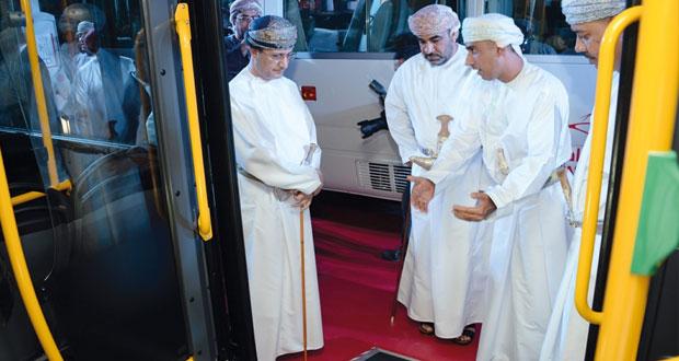 """ـ """"النقل الوطنية العمانية"""" تدشن هويتها التعريفية الجديدة"""