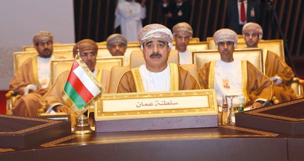 شرطة عمان السلطانية تشارك في اجتماع وكلاء وزارات الداخلية بدول المجلس بالدوحة