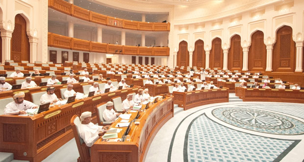 """""""الدولة"""" يعتمد تشكيل خمس لجان دائمة بالمجلس وتشكيل لجنة خاصة لدراسة مشروع الميزانية السنوية للدولة لعام 2016م ومشروع الخطة الخمسية التاسعة (2016 – 2020م)"""