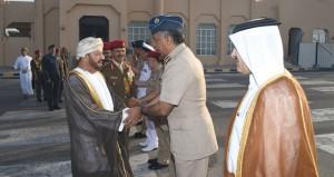 الوزير المسؤول عن شؤون الدفاع يتوجه إلى قطر للمشاركة في الاجتماع الـ (14) لمجلس الدفاع المشترك لوزراء الدفاع بدول التعاون