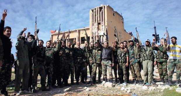 سوريا: موسكو تنفي (مبادرة إصلاح) روسية ودي ميستورا يدعو لعدم تفويت فرصة (فيينا)