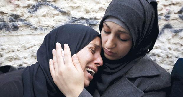 شهيدان بمجزرة إسرائيلية في قلنديا شمال القدس