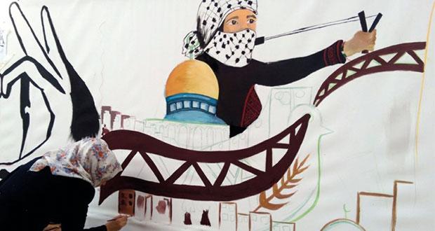 شهيد برصاص الاحتلال في الضفة وعدوان إسرائيلي على غزة