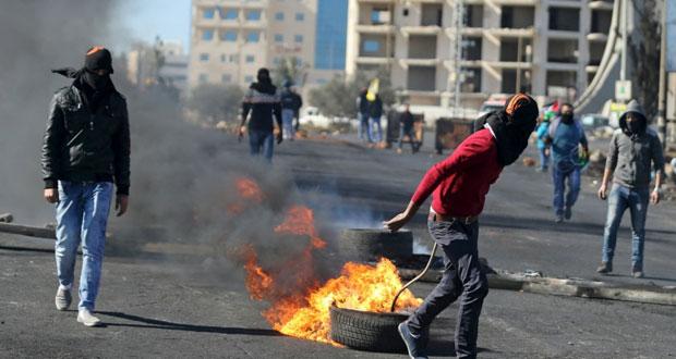 الاحتلال يغير على غزة ويصعد حملات قمعه بالأراضي المحتلة
