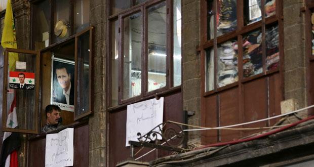 سوريا : الجيش يستعيد طريقا حيويا بحلب ويبدأ عملية لتأمين (دمشق ـ حمص)