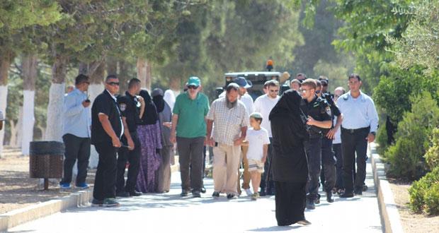 عدوان إسرائيلي على غزة وعصابات المستوطنين تدنس باحات الأقصى