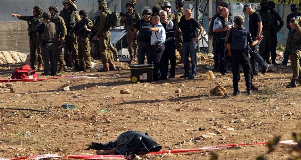 شهيد جديد بمسلسل الإعدامات الميدانية الإسرائيلية للفلسطينيين