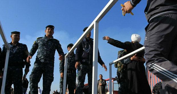 العراق: الجيش يدعو السكان إلى إخلاء الرمادي قبل اجتياحها