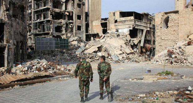 """دمشق تعتبر قصف ما يسمى """"التحالف الدولي"""" لبنى تحتية في سوريا عدوان آثم"""