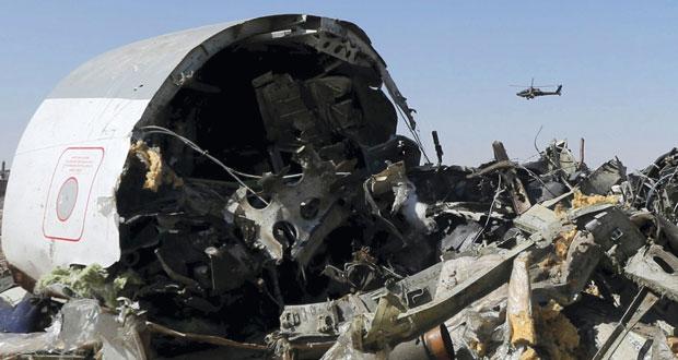 مصر: وصول 163 من جثامين ضحايا الطائرة الروسية إلى المشرحة