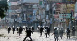 نيبال: صدامات بين الشرطة ومناهضي الدستور الجديد على معبر حدودي مع الهند