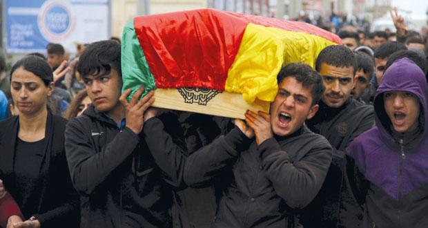 تركيا: 5 قتلى من قوات الأمن التركية في هجمات نسبت لـ (الكردستاني)