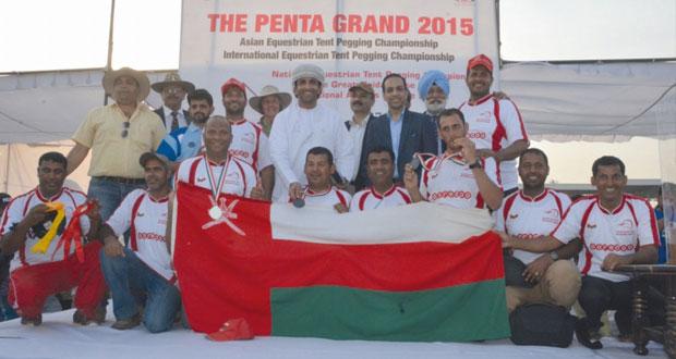 وزير الشؤون الرياضية: ما تحقق على أرض عمان من إنجازات عظيمة تبعث على الفخر والاعتزاز