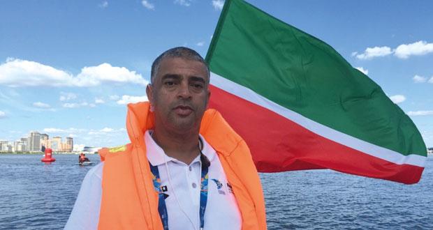 (الفينا) ترشح عبدالمنعم العلوي للتحكيم في أولمبياد ريو بالبرازيل ٢٠١٦