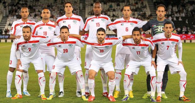 في التصفيات المزدوجة: الإمارات لاستعادة نغمة الفوز ولبنان وفلسطين ينشدان الحصول على نتيجة إيجابية