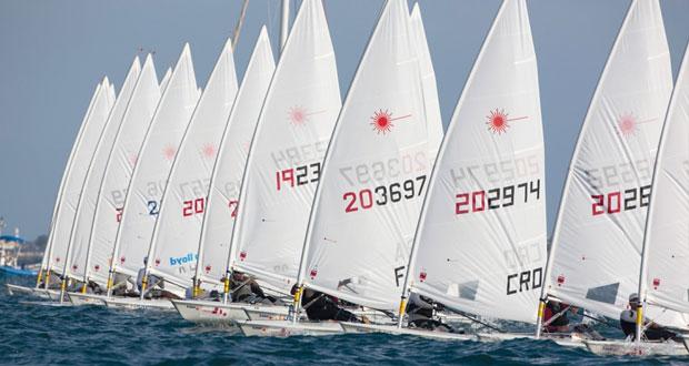 انطلاق بطولة العالم النسائية لقوارب الليزر راديال في المصنعة .. غدا