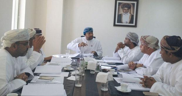 إعادة مسودة تصور الهيكل العام المقترح للمنتخبات الوطنية والأجهزة الإدارية والفنية إلى لجنة المنتخبات والمدربين للدراسة