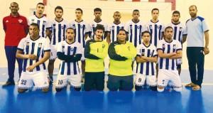 برعاية مؤسسة الزبير…مسقط والشباب يواصلان جاهزيتهما لنهائي دوري الشباب فى كرة اليد