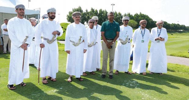 افتتاح منافسات بطولة البنك الوطني جولة التحدي الأوروبية الكلاسيكية للجولف
