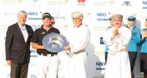 ختام مثير لفعاليات بطولتى البنك الوطنى العمانى الكلاسيكية للجولف والطريق إلى عمان