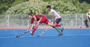 الهند وباكستان يتصدران مجموعتي كأس آسيا الثامنة لشباب الهوكي
