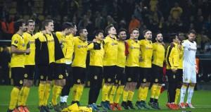 في الدوري الأوروبي: دورتموند ونابولي أبرز المتأهلين إلى الدور الثاني وفوز أول لليفربول