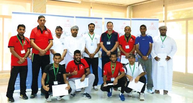 في استطلاع لـ( الوطن الرياضي): نجاح كبير لحلقة العمل الخاصة بمركز إعداد الناشئين لمساهمتها في تطوير المنظومة الرياضية