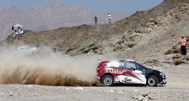 اليوم .. المرحلة الاستعراضية لرالي عمان الدولي بالجمعية العمانية للسيارات
