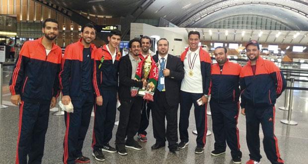 المنتخب الوطني للسنوكر يواصل تدريبات استعدادا لبطولة العربية بمصر