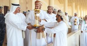 الهجانة السلطانية تحصد 3 كؤوس بختام البطولة الخليجية