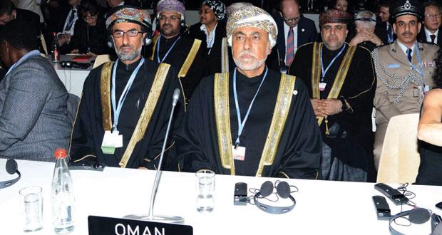 بتكليف من جلالة السلطان .. شهاب بن طارق يشارك في افتتاح مؤتمر المناخ