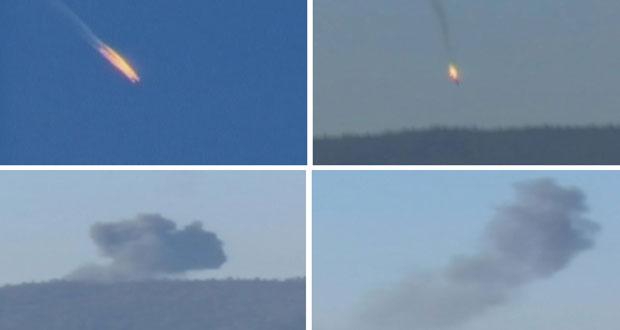 تركيا تسقط مقاتلة روسية وتجتمع بـ(الناتو) وموسكو تحذر من (عواقب وخيمة على العلاقات)
