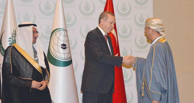 الحبسي يترأس وفد السلطنة المشارك في اجتماع اللجنة الدائمة للتعاون الاقتصادي والتجاري باسطنبول