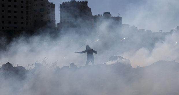 الاحتلال يغير على غزة وأميركا تبدأ جولتها بالتحيز ضد الفلسطينيين
