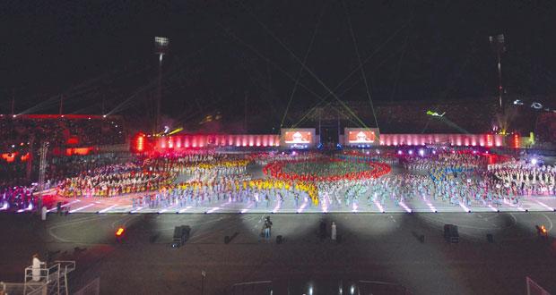 """طلال بن طارق يرعى احتفال محافظة جنوب الشرقية بالعيد الوطني الـ""""45″ المجيد"""