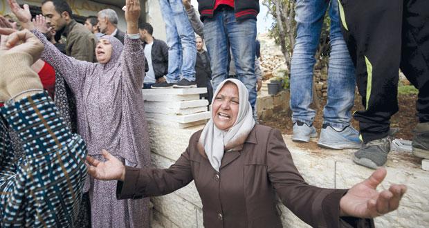 شهيدان بالضفة وعباس يحمل الاحتلال مسؤولية (اليأس) الفلسطيني