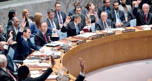 سوريا: مجلس الأمن يتبنى قرارا بتجفيف تمويل داعش ويبحث خطة سلام