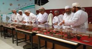 افتتاح معرض الهوايات الثالث بنزوى