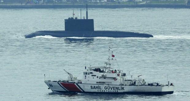 """روسيا تستدعي الملحق العسكري التركي بسبب """"حادث"""" في بحر ايجه"""